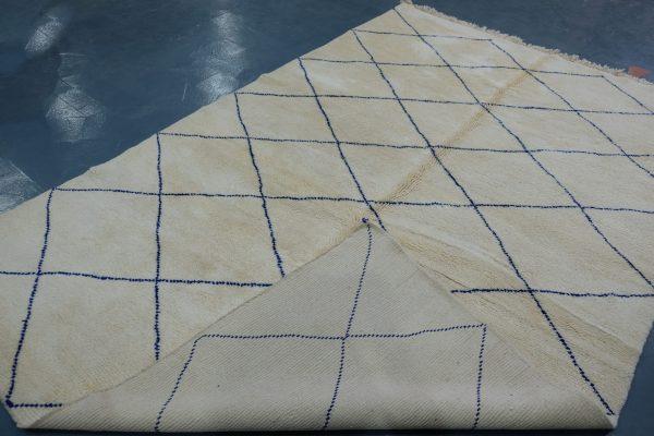 Buy Nice beni ouarain rug for you 10 ft x 6.8 ft
