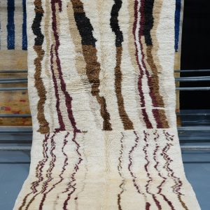 Modern Art Deco Rug 8.59 ft x 4.52 ft