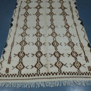 Buy Moroccan berber carpet 7.54 ft x 4.52 ft