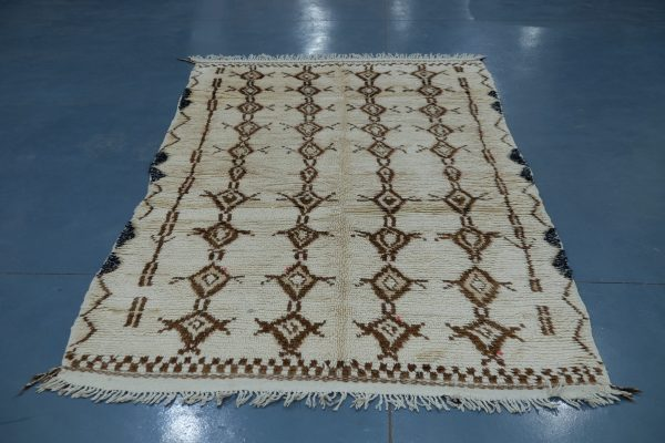 Buy Moroccan berber carpet 6.88 ft x  3.87 ft