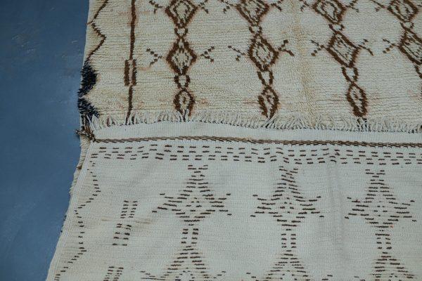 Buy Moroccan berber carpet 7.54 ft x 4.52 ft
