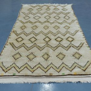 Buy Beni ourain rug 10.17 ft x 4.19 ft