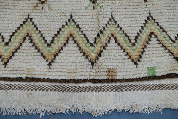 Buy Beni ourain rug 10.17 ft x 4.19 ft