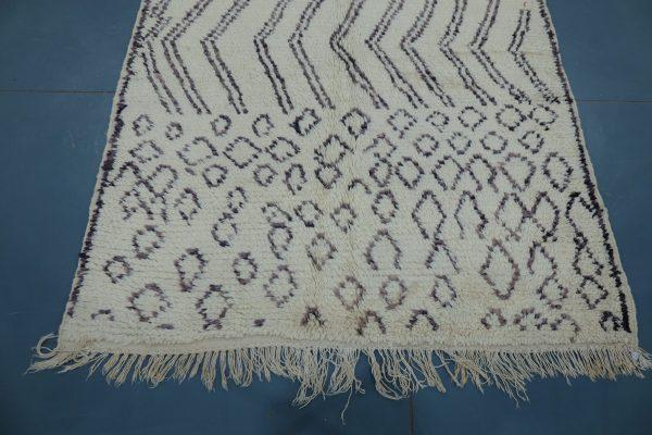 Buy Beni ourain rug 8.62 ft x 4 ft