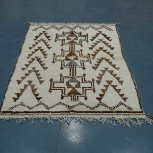 Buy Moroccan berber carpet 6.33 ft x  3.77 ft