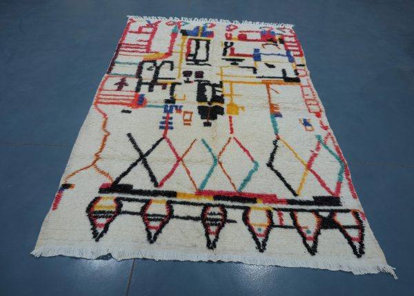 Exclusive Morrocan Rug 7.87 ft x 5.01 ft