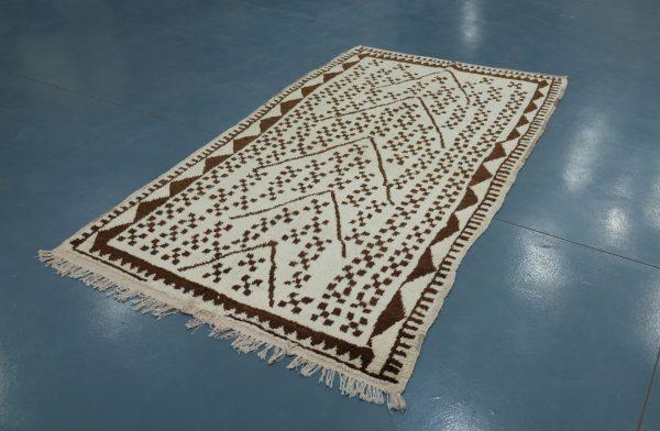 Buy Moroccan berber carpet 7.67 ft x 4.26 ft