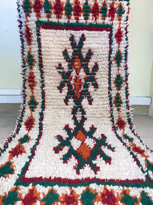 Azilal small rug, 4.80 ft x 2.19 ft