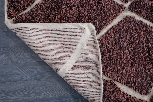 Beni Ourain rug 8 ft x 4.5 ft