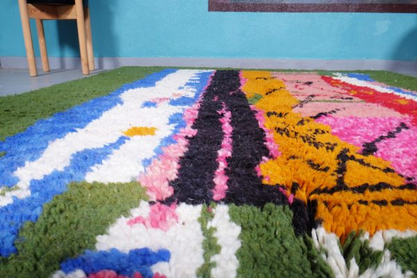 Moroccan Rug 8.20 ft x 4.92 ft