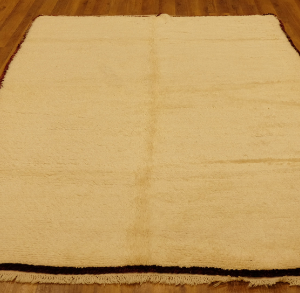 Exclusive beniouarain carpet 10 ft x 6,03 ft