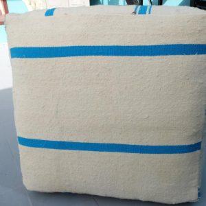Morroco square poufs, 24''x24''x8''