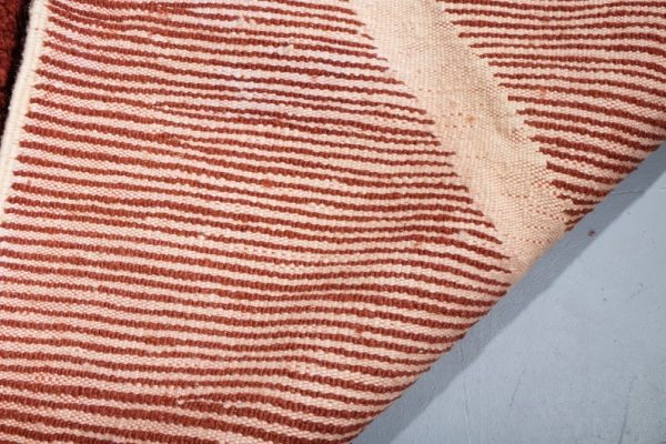Beautiful beni Ourain rug 9.94 ft x 6.29 ft